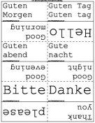 Basic German Phrases