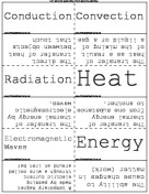 Energy Conservation and Heat Transfer template