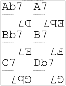 Tritone Substitution Chords